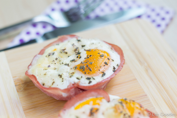 Ham and Egg Cups Recipe