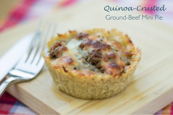 Quinoa Pie Crust Recipe