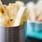 Baked Cassava Fries