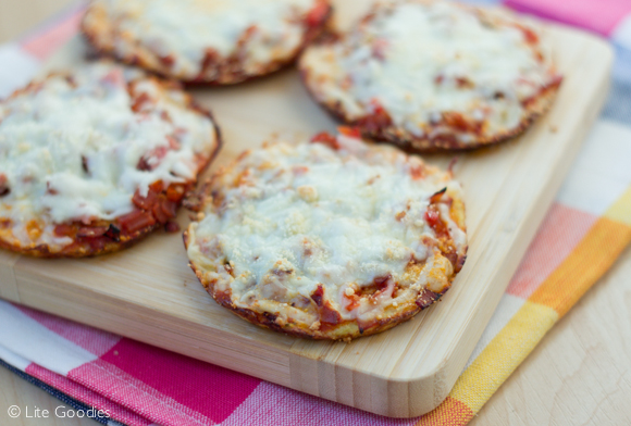 Cauliflower Pizza Crust Recipe