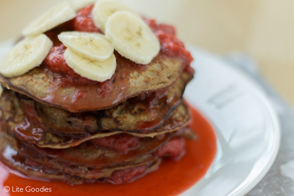 Protein Pancakes Recipe - Gluten and Lactose Free