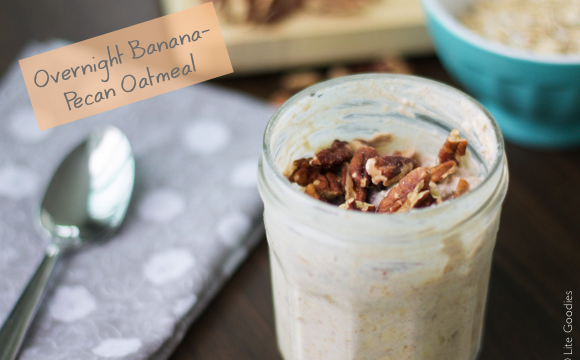 Oatmeal - Overnight Recipe