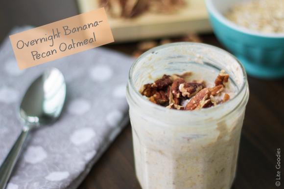 Oatmeal - Overnight Recipe