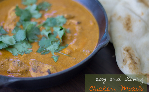 Skinny Chicken Masala