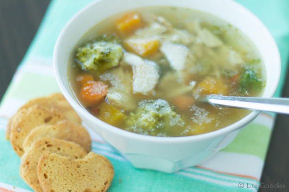 Vegetables Soup Recipe