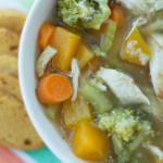 Vegetables Soup-12