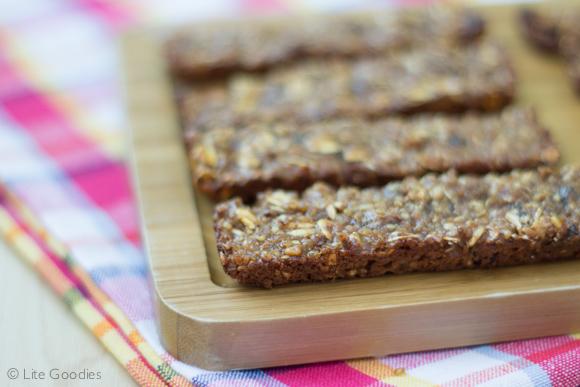 Quinoa Energy Bar Recipe