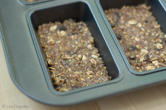Quinoa Energy Bar Gluten Free Recipe Lite Goos