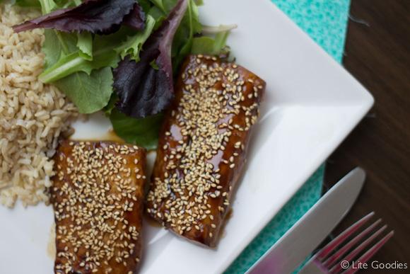 Thai Glazed Mahi-Mahi