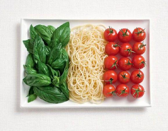 Lite Goodies Week Favorites - Food National Flags