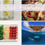 Week Favorities