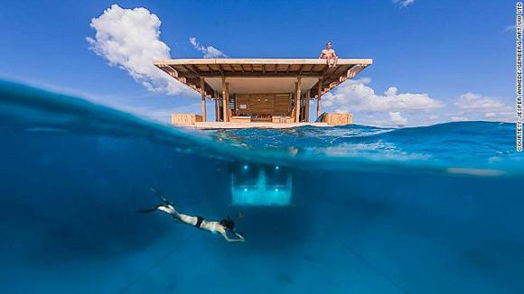 Lite Goodies Week Favorites - Underwater Hotel Room