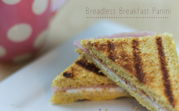 Breakfast Panini Dukan