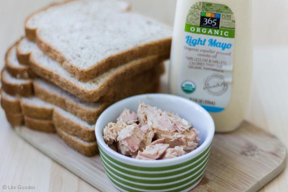 Tuna & Light Mayo