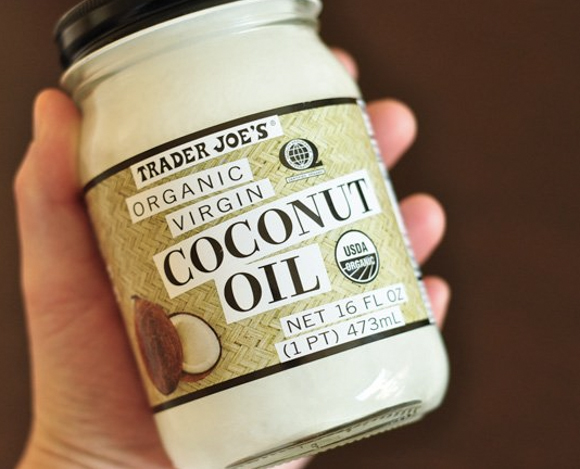 Week Favorites - Coconut Oil - Trader Joe's