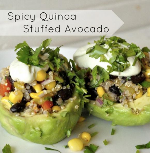 Lite Goodies Week Favorites - Quinoa