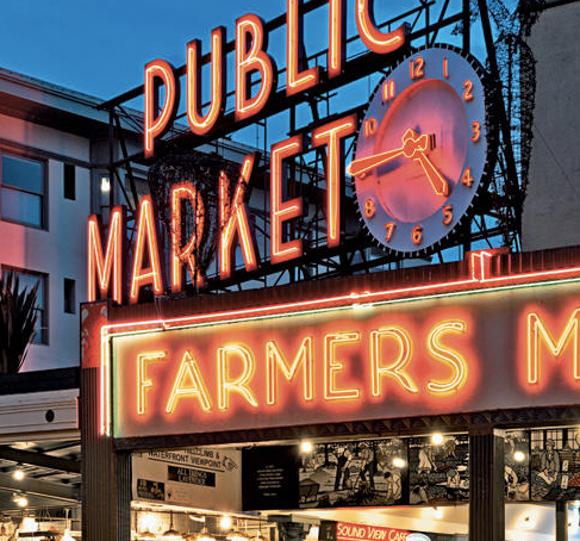 Week's Favorites - Seattle Public Market