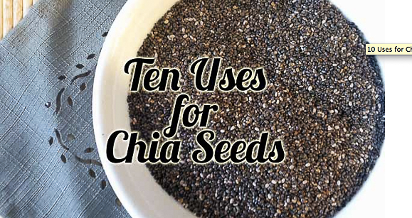 Week's Favorites - Chia Seeds