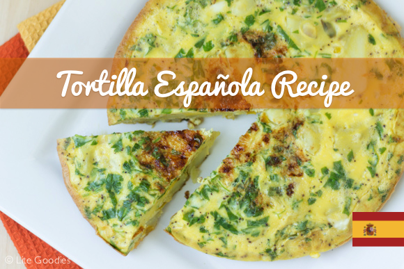 Healthy Spanish Tortilla Recipe