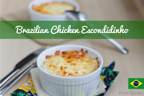 Brazilian Chicken Escondidinho Recipe