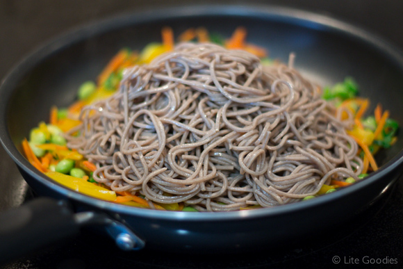 Soba Noodle Recipe - How to Prepare