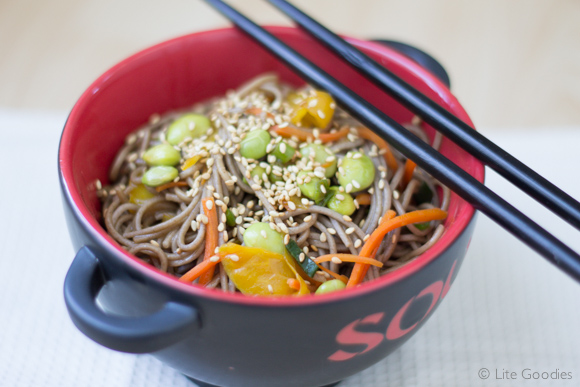 Soba Noodle Recipe