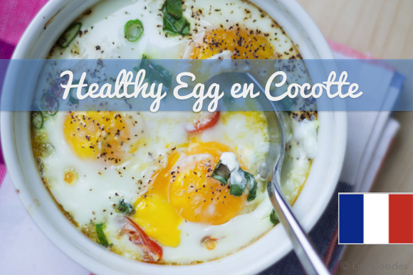 Healthy Eggs en Cocotte Recipe